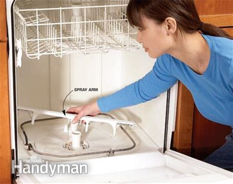 Dishwasher Not Cleaning Rack by Dishwasher Repair Tips Dishwasher Not Cleaning Dishes