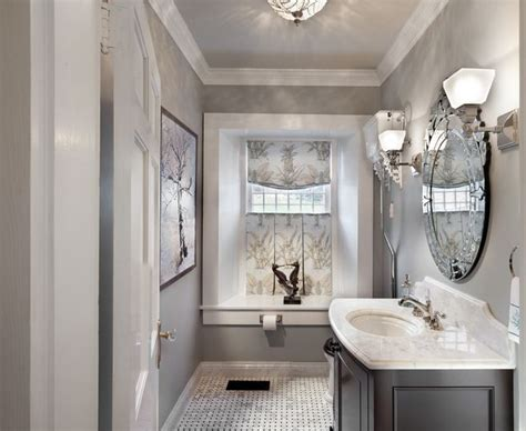 grey small bathrooms cool and sophisticated designs for gray bathrooms