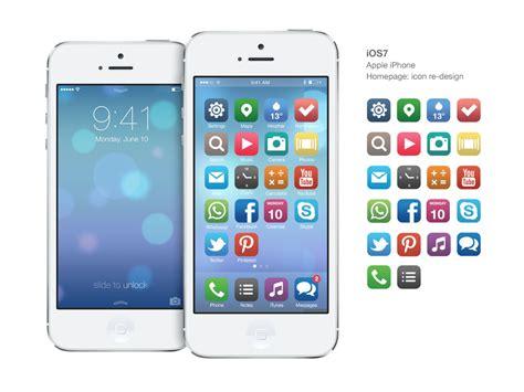 design apple ios ios 7 si o serie de design ul diferite mult mai potrivite