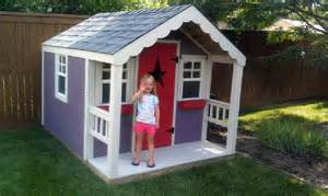 Playhouse Windows And Doors Ideas Children S Outdoor Wooden Playhouse