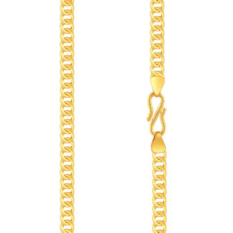 Buy Malabar Gold Chain MHAAAAAACMGZ for Men Online   Malabar Gold & Diamonds