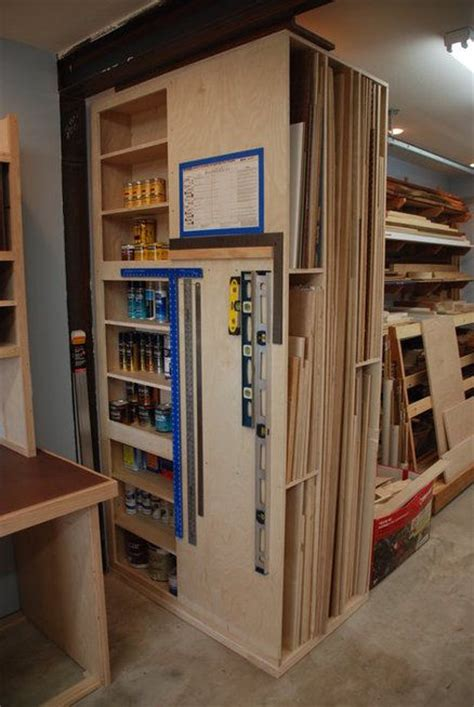 Woodworking Garage Storage Ideas Storage Wood Shops And Woods On
