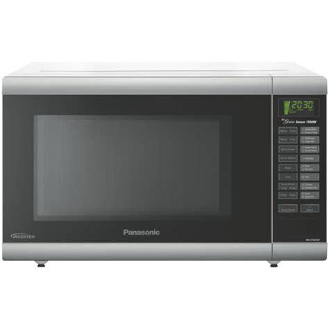 Microwave Panasonic panasonic nn st663wqpq 32l 1100w white inverter microwave