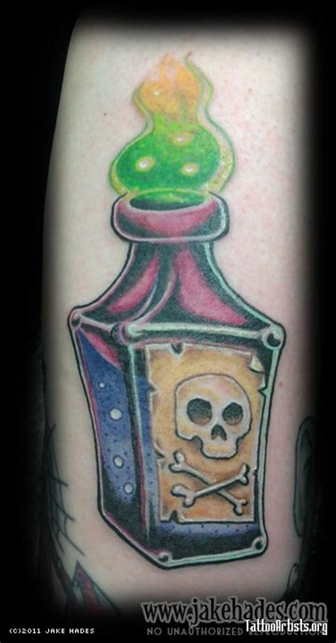 poison bottle tattoo artists org