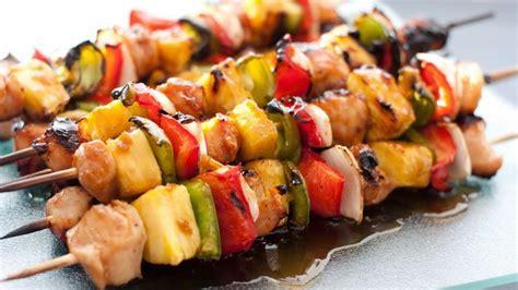 resep sate kebab ayam sosis hidangan lezat