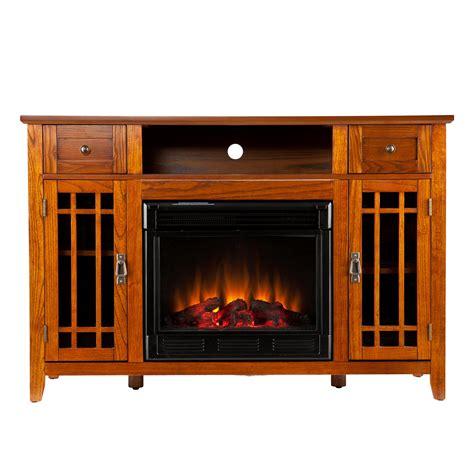Mission Fireplace by Sei Amz3839e Salinas Electric Media Fireplace