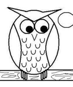 How To Draw Owls Drawing Tutorials Drawing How To Draw Owls Birds Drawing Lessons Step Easy Drawings For Toddlers