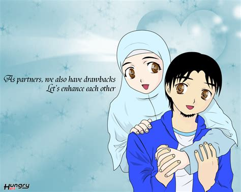 wallpaper couple islamic islamic quotes about couples quotesgram