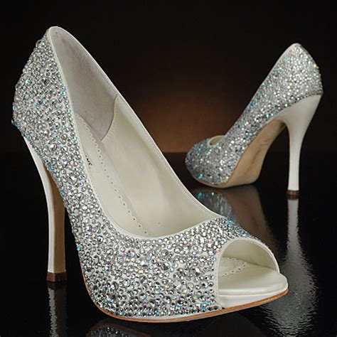sparkly shoes various kinds of wedding dresses with new models design a