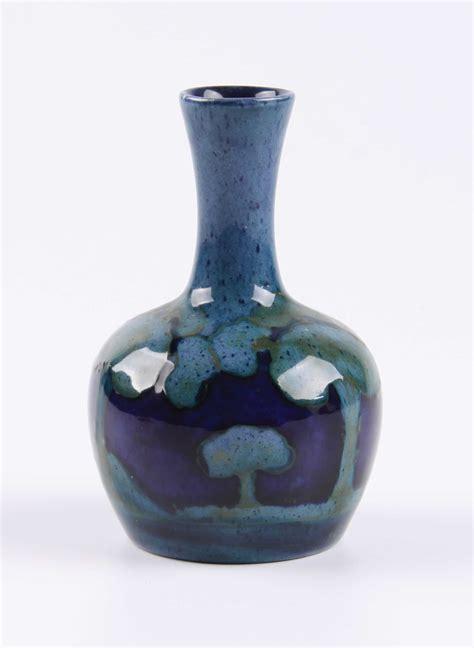 William Moorcroft Vase by William Moorcroft Pottery Vase Dunbar Sloane Auckland
