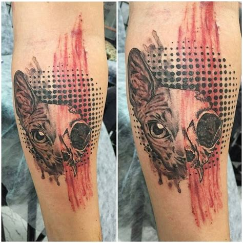 tattoo cat dots 46 trash polka tattoo ideas of designs 2017