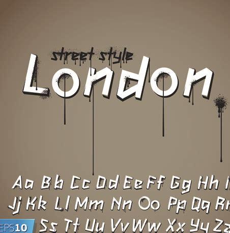 creative font design online funny alphabet free vector download 2 755 free vector
