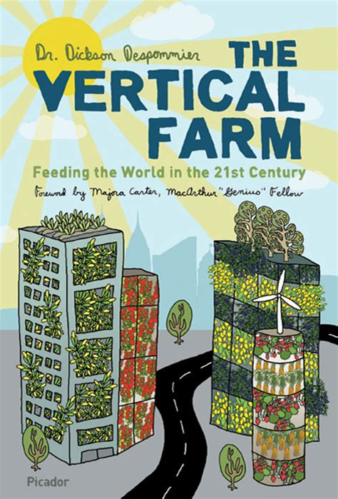 vertical farm feeding  world   st century