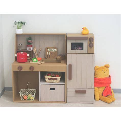Cardboard Kitchen japanese always the best cardboard play kitchens