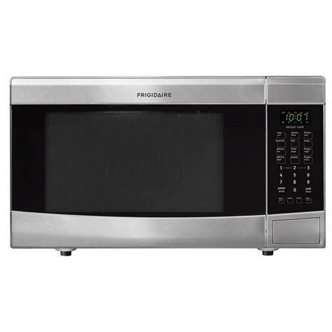Built In Microwave ffmo1611lsfrigidaire 1 6 cu ft 1100w built in microwave
