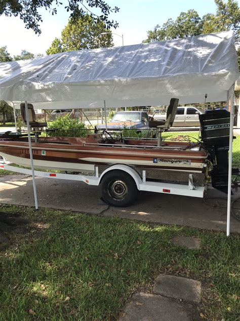 bass boats for sale in houston 1976 ranger bass boat for sale in houston tx offerup