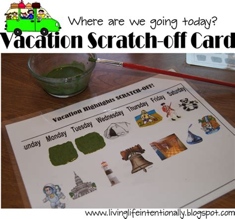 make your own scratch cards 20 free printable roadtrip