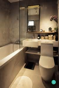hotel bathroom ideas 9 hdb bathroom transformations for every budget vanities