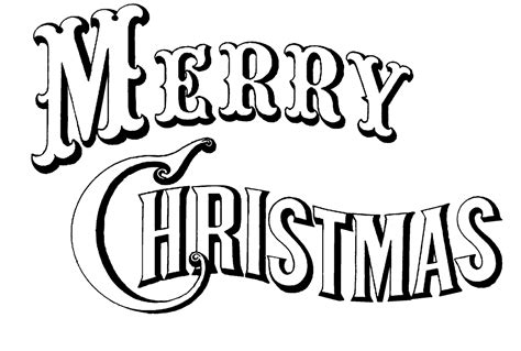 merry christmas clipart  quotes clipground