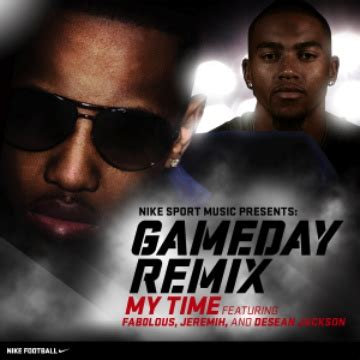 my time by fabolous rebelvision network news nike gameday remix fabolous