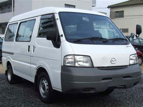 mazda car van mazda bongo van dx 2002 used for sale