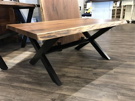 live edge wood desk live edge coffee table