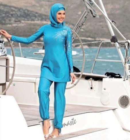 Baju Renang Muslim Opelon 10 contoh model baju renang wanita muslimah terbaru model baju wanita dan pria