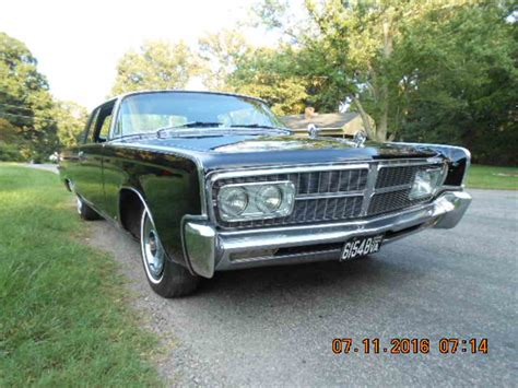 Chrysler Imperial by 1965 Chrysler Imperial For Sale Classiccars Cc 944870