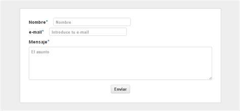 reset css online link creando un formulario de contacto con php y javascript 3