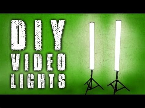 diy led video light diy led light panel how to build photography studio