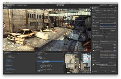 design game engine unity 3d download for windows free software directory