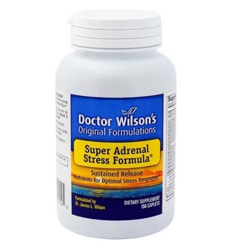 stress j supplement adrenal stress formula 174 dr j wilson s 90