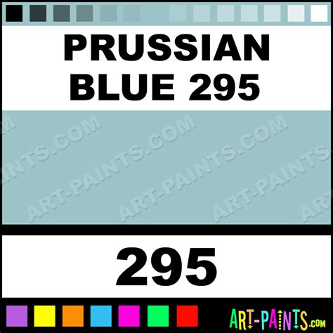 prussian blue 295 flower and fruit pastel paints 295 prussian blue 295 paint prussian blue