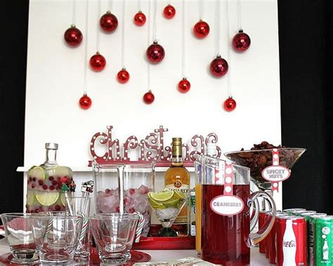 christmas cocktail party decor pin by zenda barnes on christmas parties pinterest