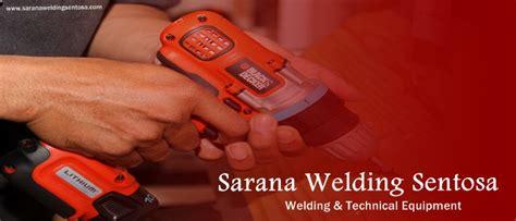 Alat Las Batu sarana welding sentosa jual distributor kompresor