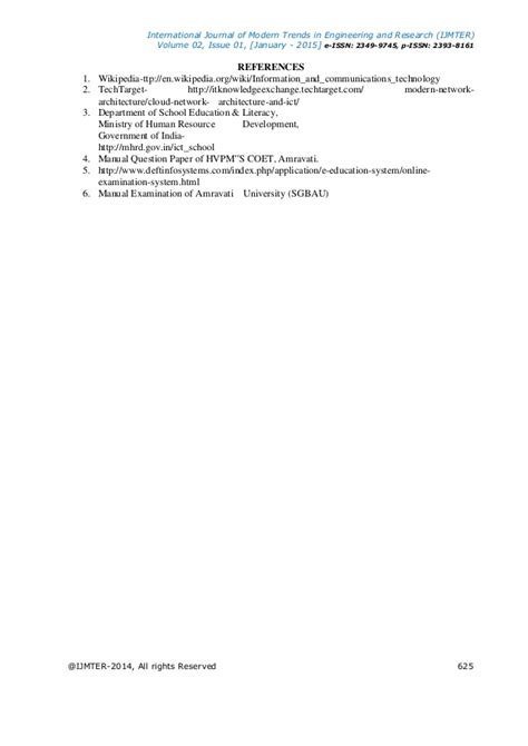 research papers on use of ict in education use of ict in education computer based test