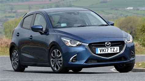 mazda uk updated mazda2 now in uk adds gvc wheel priced from