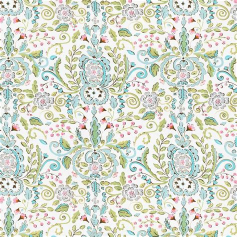 bedding fabric love bird damask fabric by the yard pink fabric