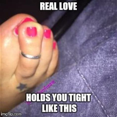 Loose Vagina Meme - ugly feet jokes kappit