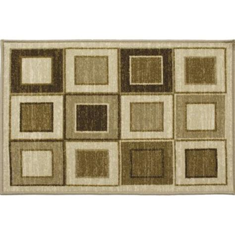 multy home bradshaw woodland accent mat 2 x 3 at menards 174