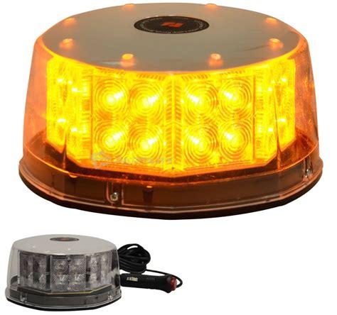 amber led strobe lights 32 led amber magnetic beacon light emergency warning