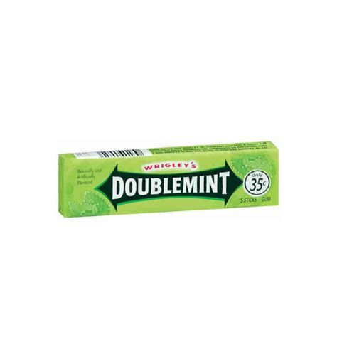 Or Gum Buy Wrigley S Doublemint Gum American