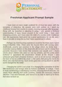 Uc Personal Statement Sle Essay Prompt 1 by Uc Personal Statement Prompt 1 Exle