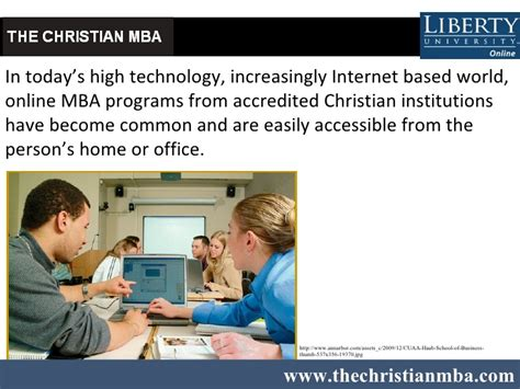 Distance Mba Has Any Value by Enhance Christian Values With An Mba