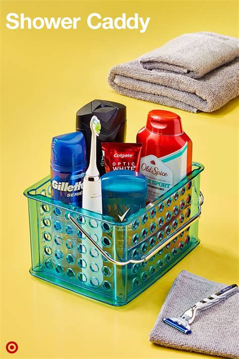 Bathroom Caddy For College by 17 Best Ideas About Shower Routine On