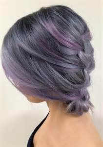 purple gray hair color 25 best ideas about purple grey hair on