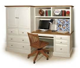 desk armoire combination creek furniture