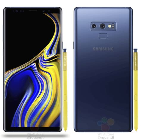 3 samsung note 9 rumor roundup what we learned about the galaxy note 9 the last week sammobile