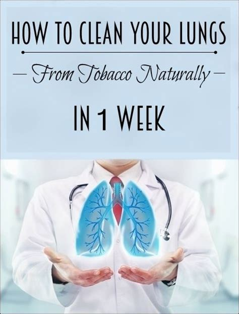 Detox Cigarettes And Naturally by 17 Best Images About Health On Health Lungs