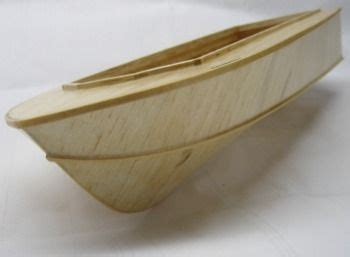 model boat building for beginners a finished rc boat hull suitable for beginners to model